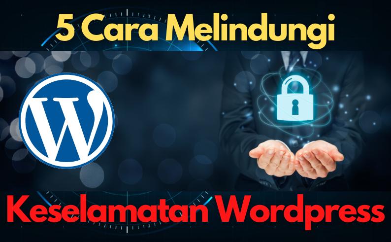 keselamatan wordpress