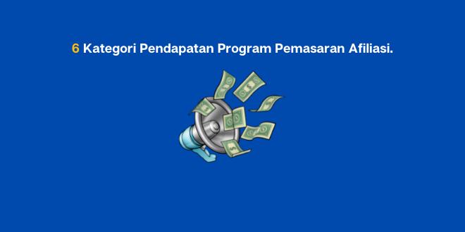 Pendapatan Pemasaran Afiliasi