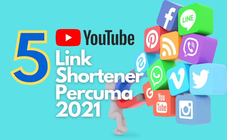 YouTube Link Shortener Percuma