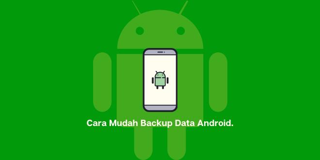 backup data android