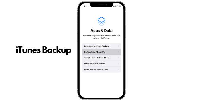 Cara Pindah Data iPhone Lama ke iPhone 13