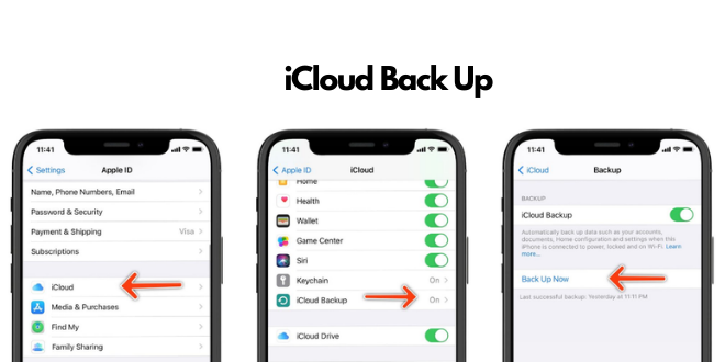 Cara Pindah Data iPhone Lama ke iPhone